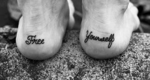 Free Yourself Feet Pic
